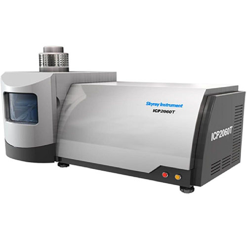 Inductively coupled plasma spectrometer icp 2060t