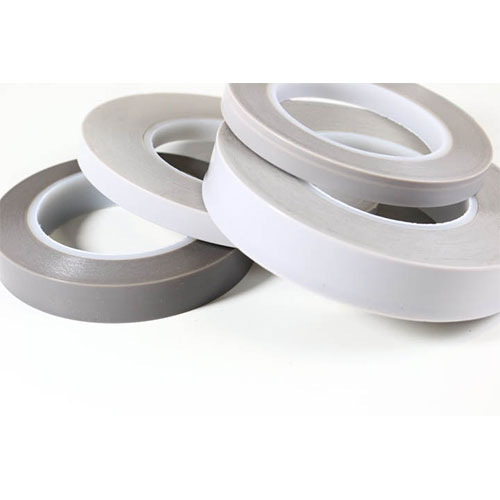 Skived ptfe adhesive tape