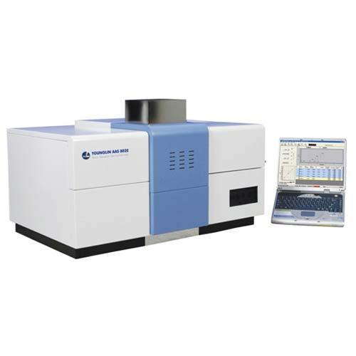 Aas 8000 atomic absorption spectrometer