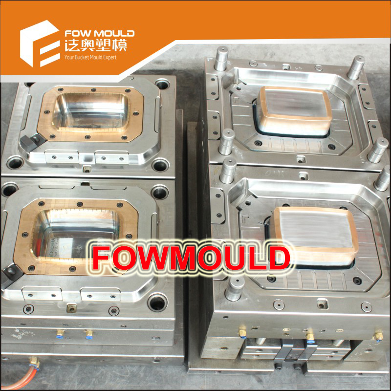 IML Box Mould/Container Mould_2
