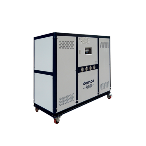Industrial water cooled chiller_2