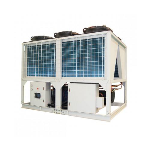 Industrial cement air cooled screw chiller_2