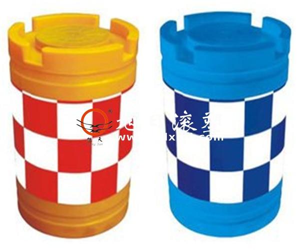 Plastic bull barrels