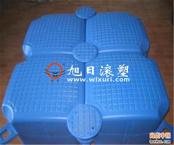 Buoyant box