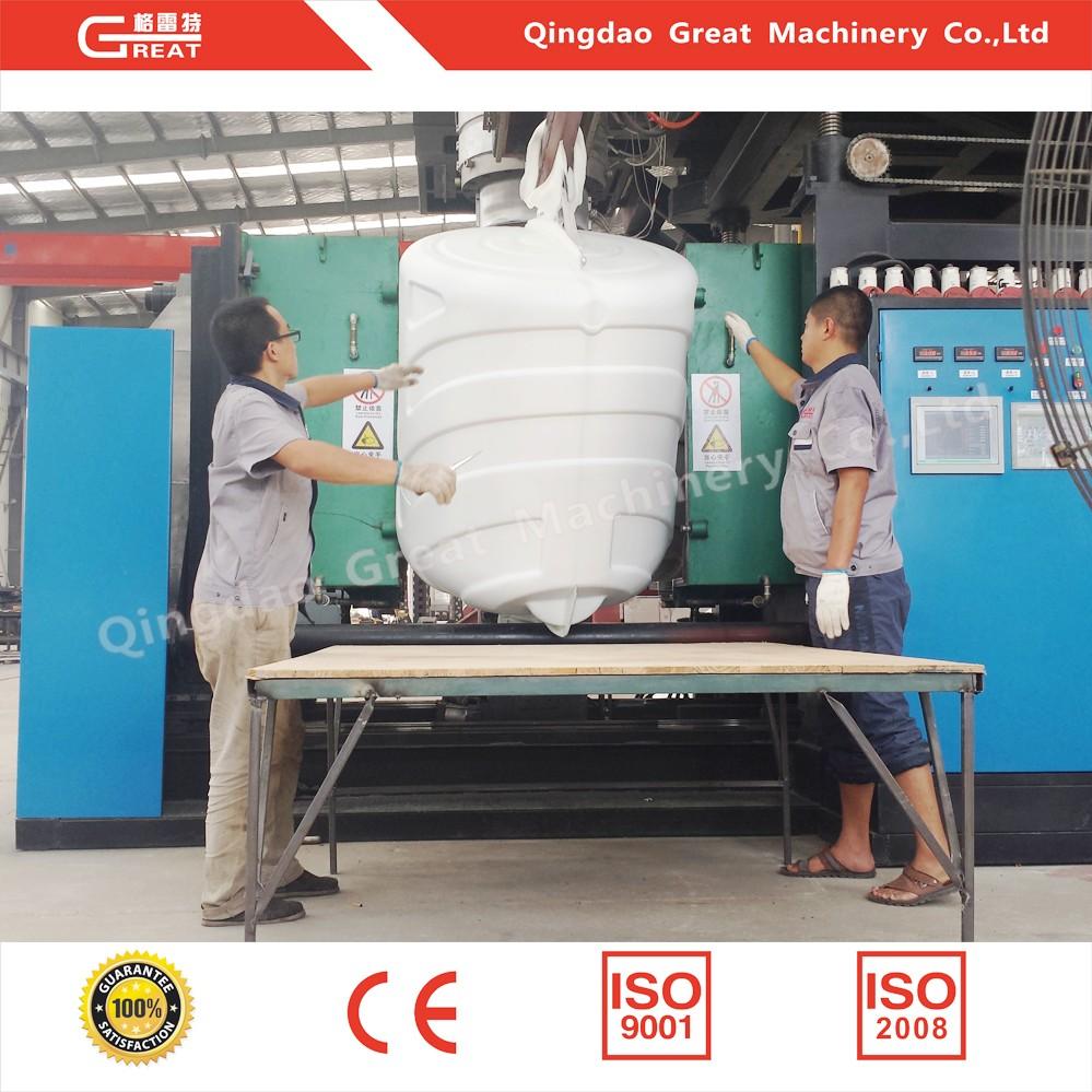 10000l water tank blowing machinery