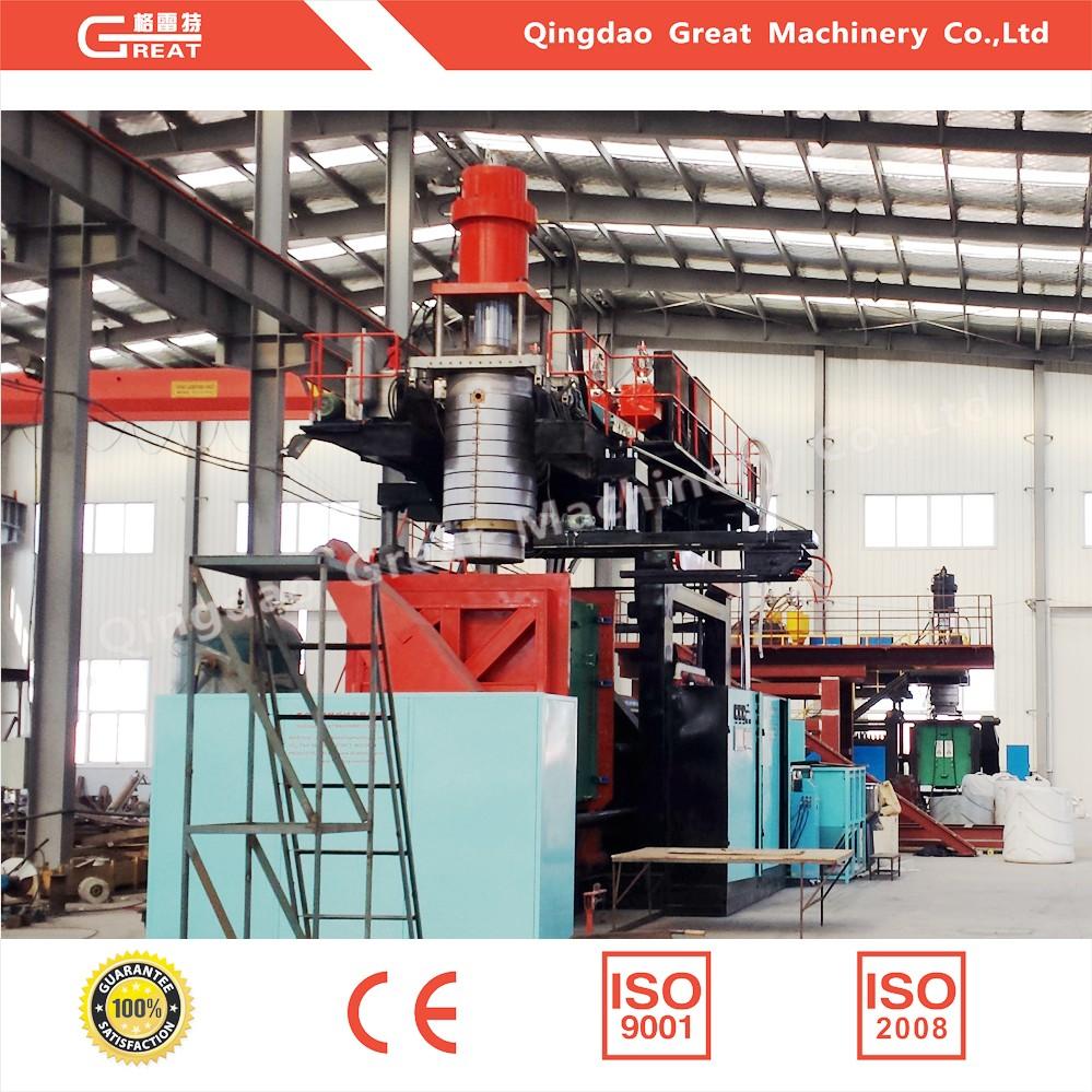 10000l water storage tank blow molding machine