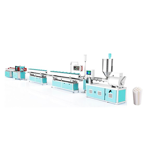JWG-PA / PP professional car small pipe extrusion production line_2