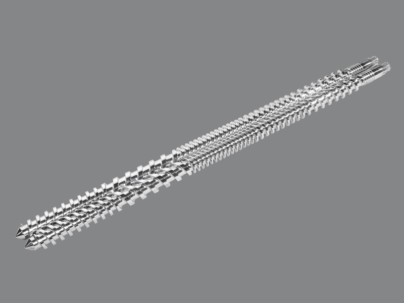 Conical twin screw- a4