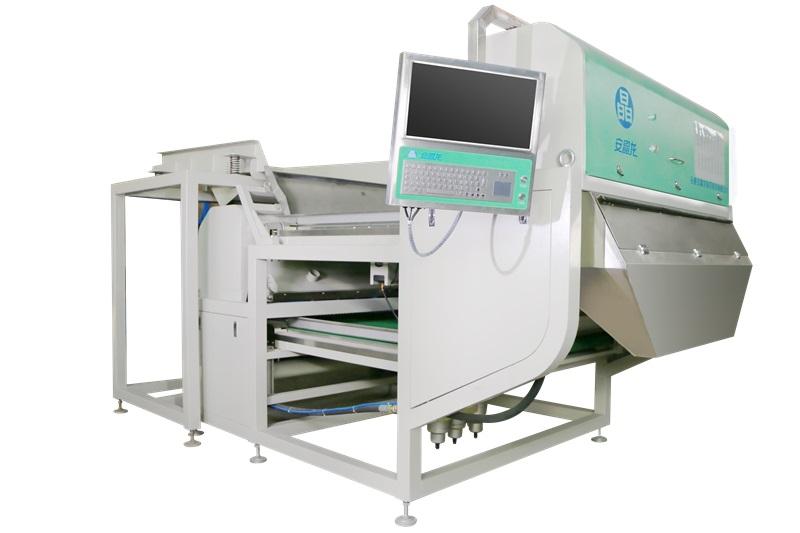 Quartz stone color election machine