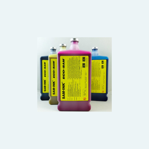 Eco-solvent inks for epson dx4, dx5, dx7 printers.