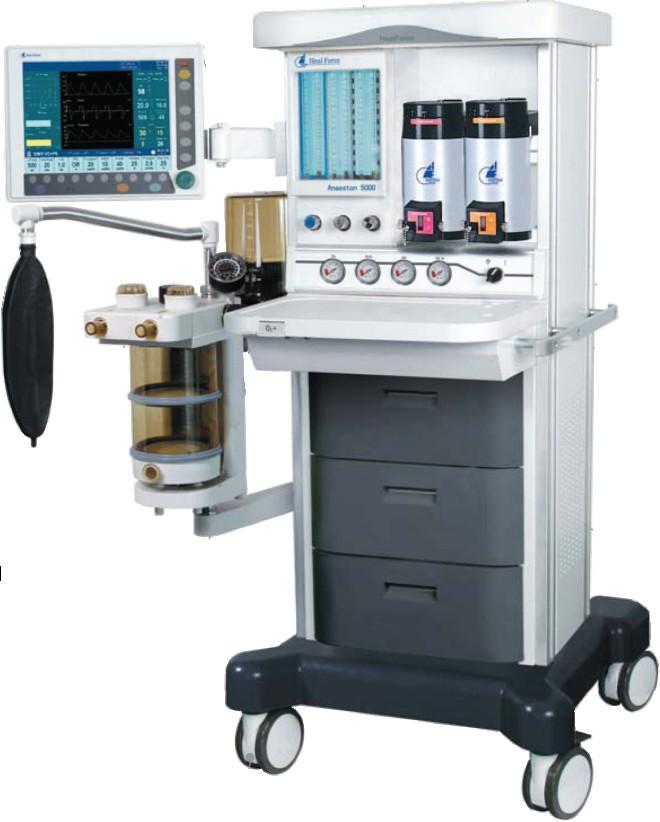Anaeston 5000 anesthesia machine