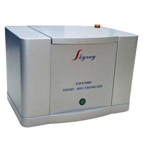 Edx 3000 xrf analyzer