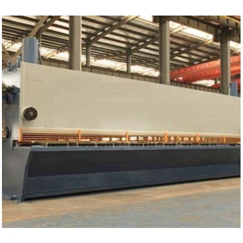 Hydraulic Guillotine Shearing Machine_2