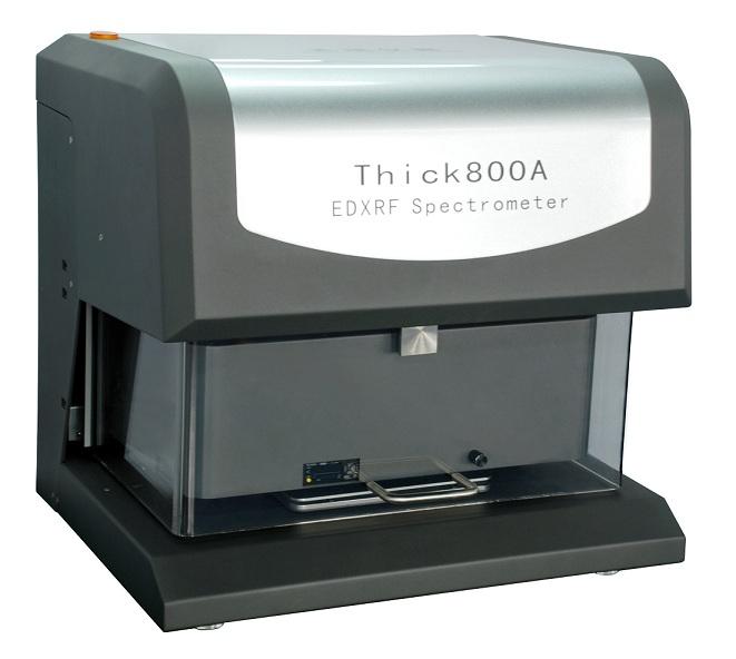 Thick 800a xrf analyzer