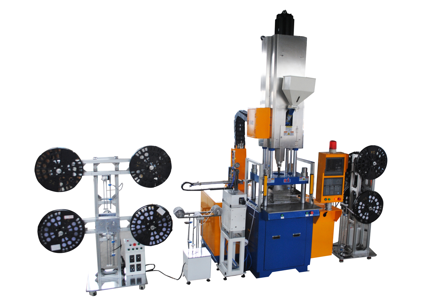 Fully automatic injection molding machine_2