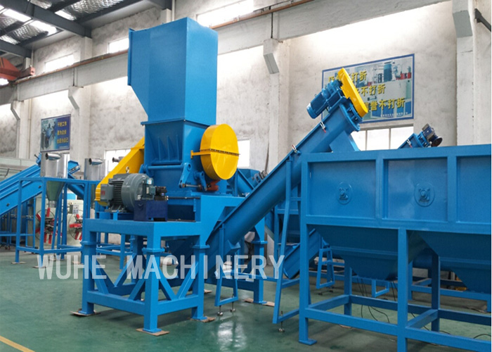 PE PP Film Woven Bag Bashing Production Line- Dewatering-Drying_3