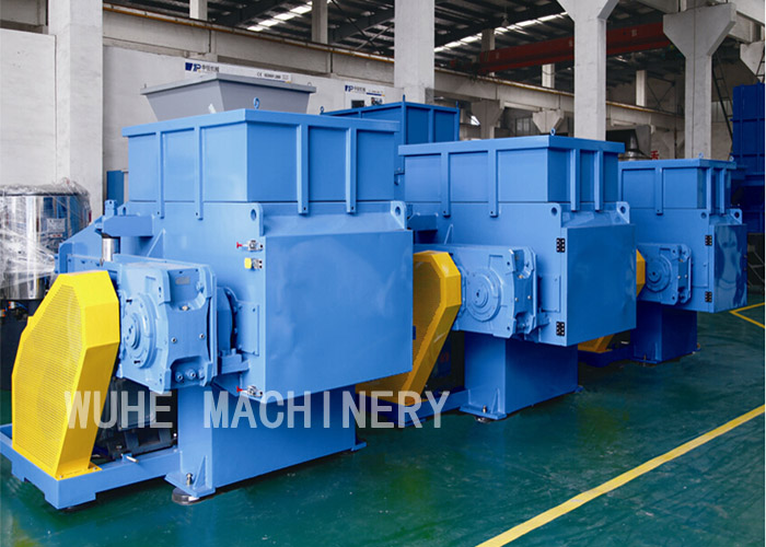 Single shaft shredder-DS Series_2