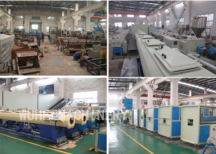 PVC Pipe Extrusion Production Line- SJZ Series_2