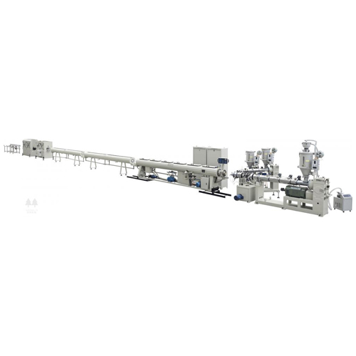 Three Anti-Seepage Oxygen Polyolefin Composite Pipe Production Line_2