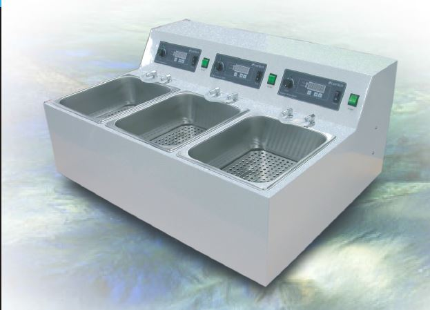 20003 multi chamber water  bath