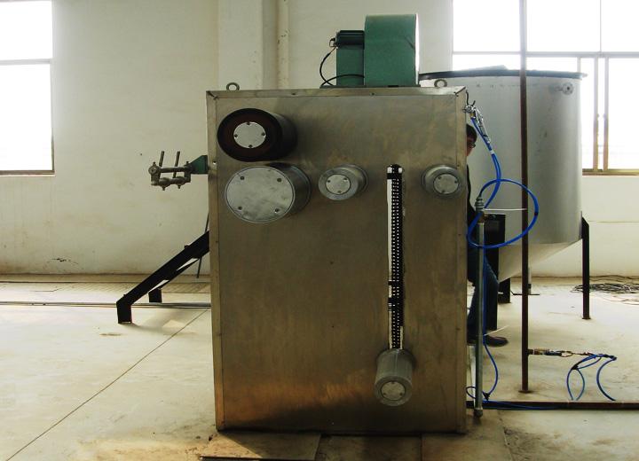 Tension tension machine