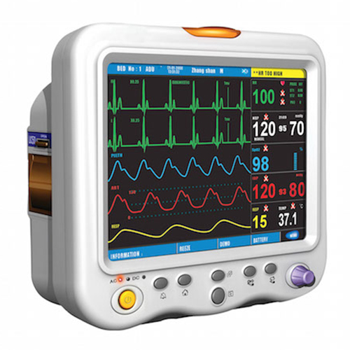 DELUXE 100 Multi Parameter Patient Monitor_3
