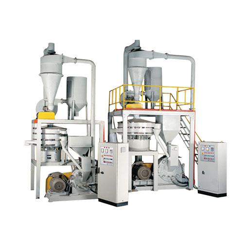 Mpu series pulverisers