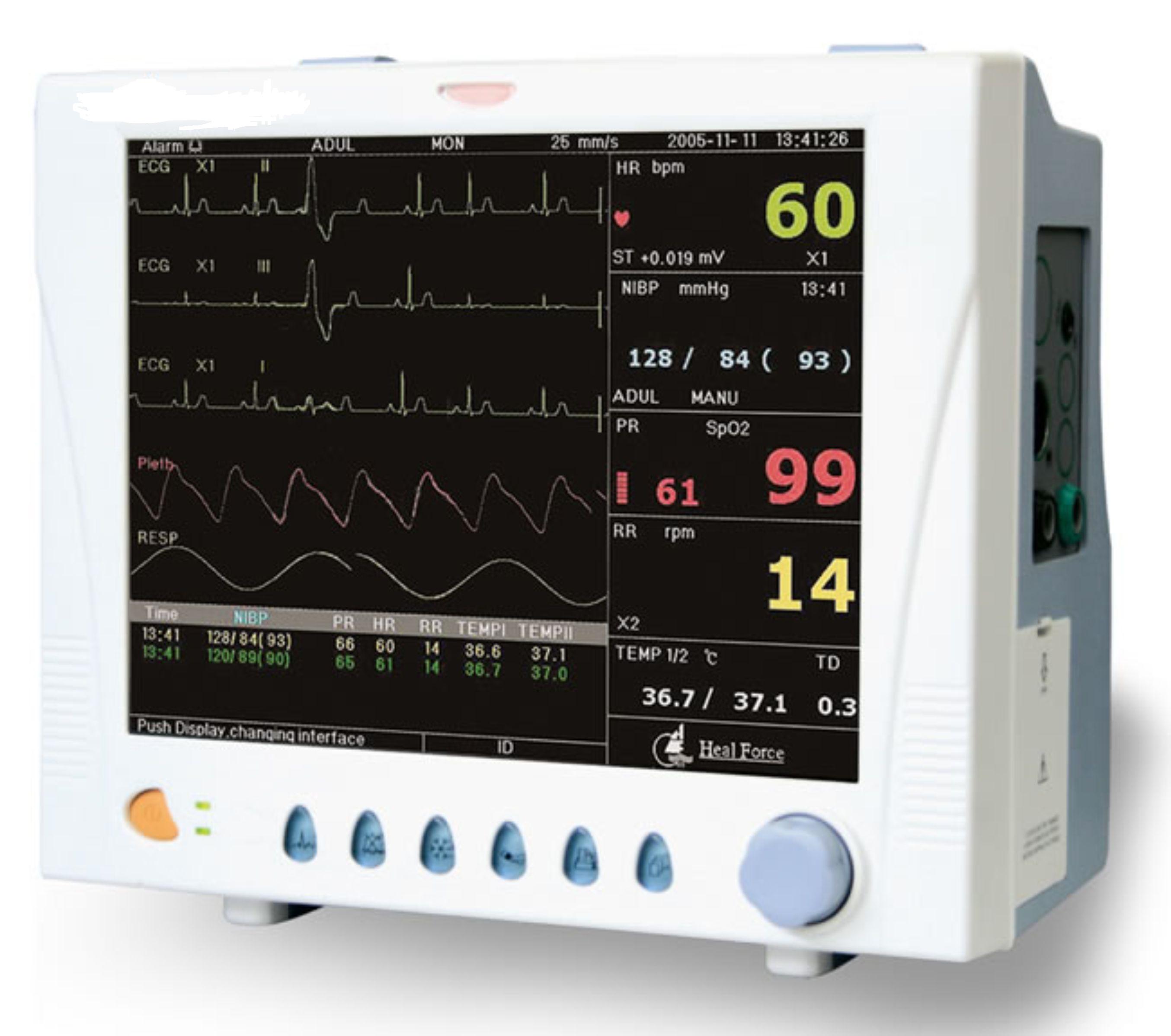 Classic-120plus multi-parameter monitor
