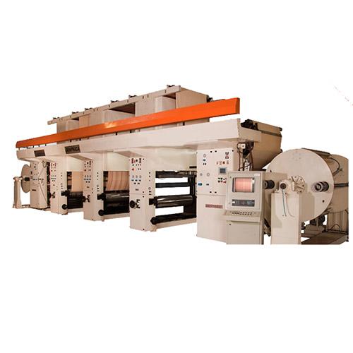 ROTOGRAVURE PRINTING MACHINE HIGH SPEED GRAPHICA - 3000_2