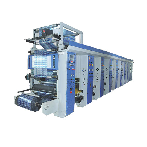 Rotogravure printing machine graphica - economic