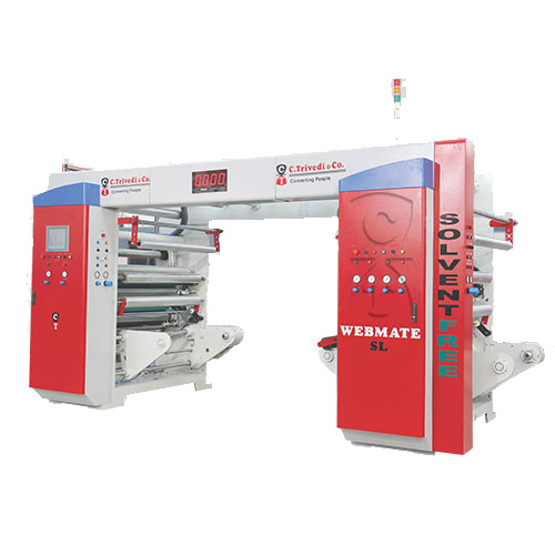 Lamination machine (solventless) - webmate sl