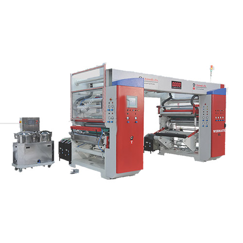 Lamination machine combi (solventless) - webmate sl combi