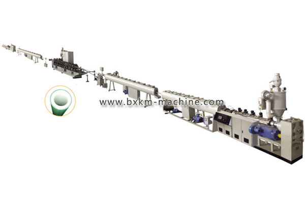 PPR Aluminium-PE pipe production line_2