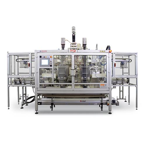 Full electric extrusion blowmoulding machine - medium