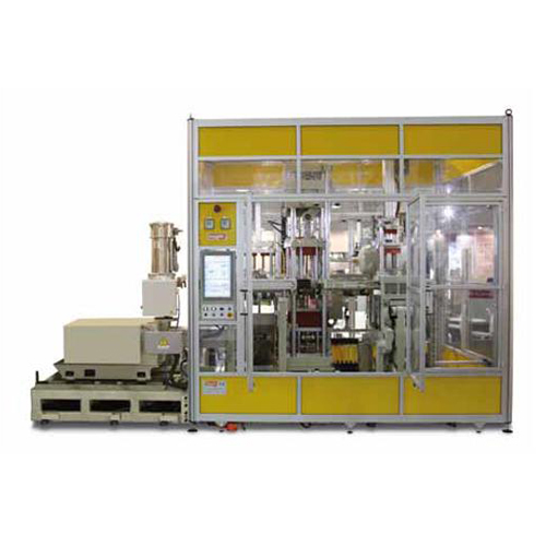 Injection stretch blow molding for pet