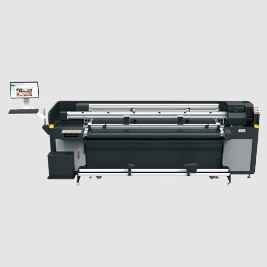 F-2000 hybrid printer