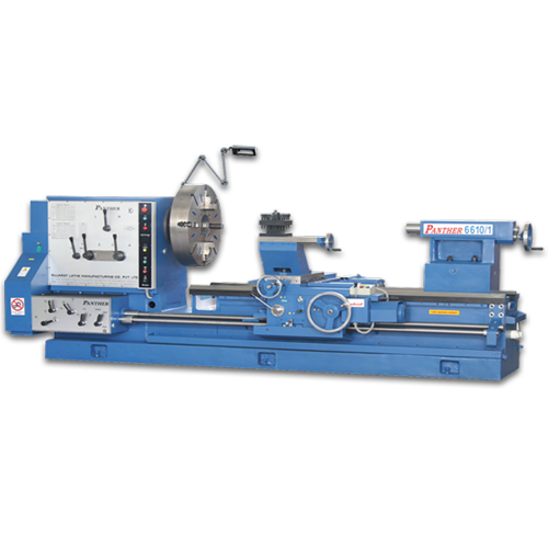 Panther precision all geared lathes - 6610 series