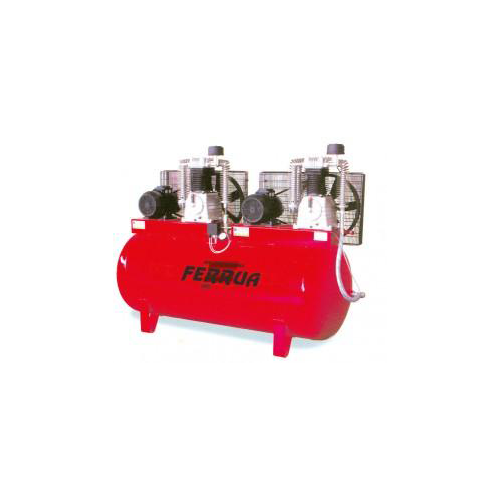 Single & double-head air compressors