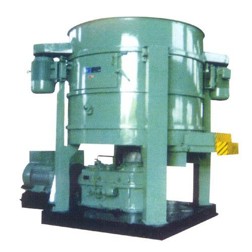 Rotor sand mixer machine