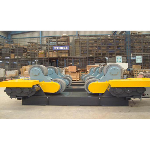 Rotators For Wind Tower Fabrication Line_2