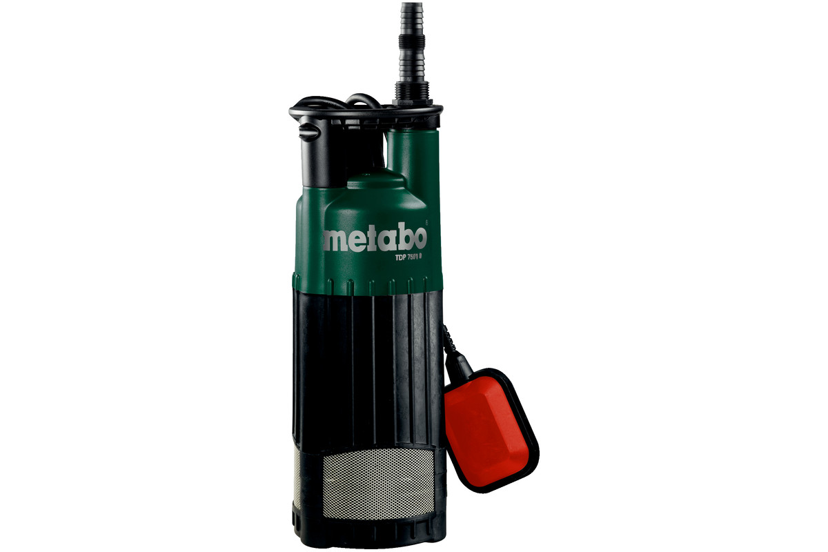 TDP 7501 S (0250750100) CLEAR WATER SUBMERSIBLE PUMP_2