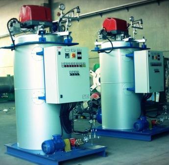 Boiler / steam equipments