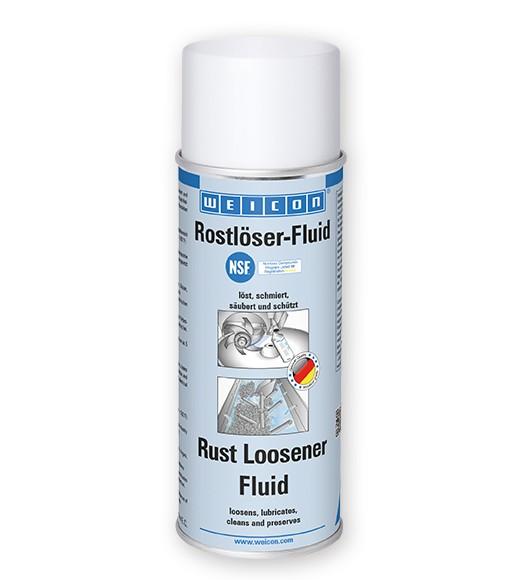Rust loosener fluid