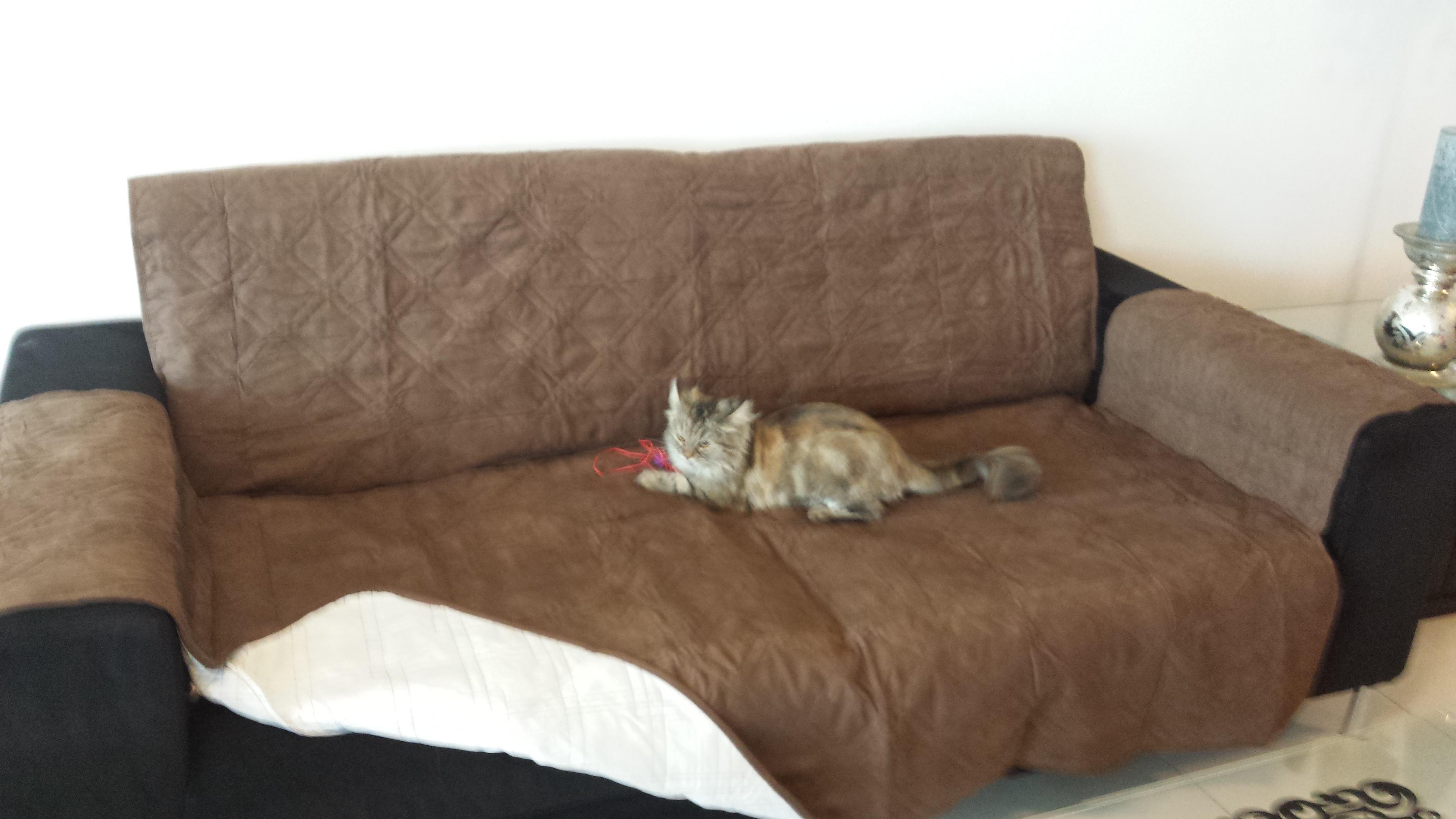 3 seats luxury sofa cover