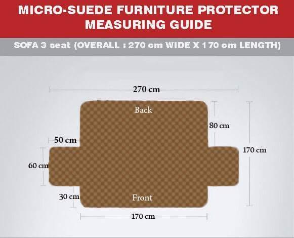 3 Seats Luxury Sofa Cover_5