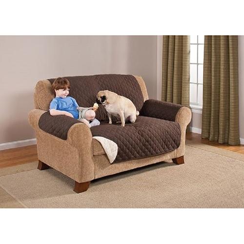 2 seats luxury sofa cover