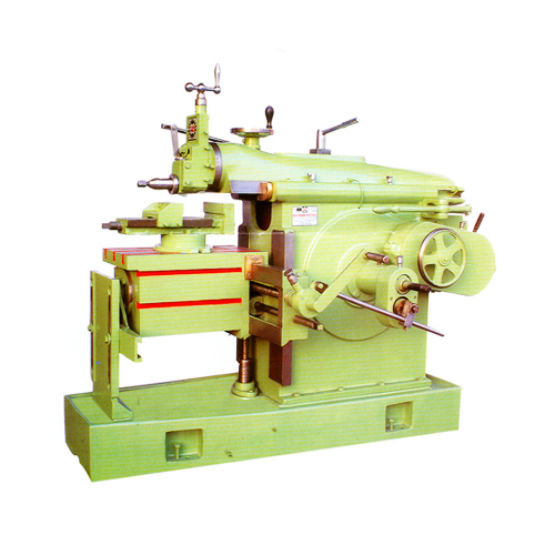 Shaping Machine(Geared & Pulley)_2