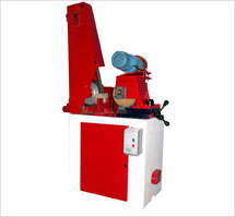 Single head abrasive belt cylindrical finisher  model – od 25