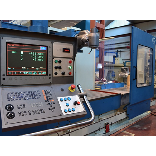 Milling machines - bed type correa a30/30 used