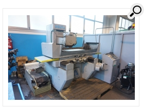 Grinding machines - horiz. spindle delta tp 900 600 used